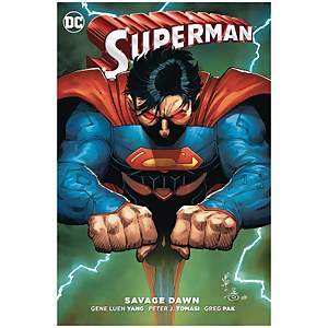 DC Comics - Superman Savage Dawn Paperback