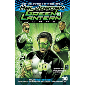 DC Comics - Hal Jordan and the Green Lantern Corps Vol 03 Quest For Hope