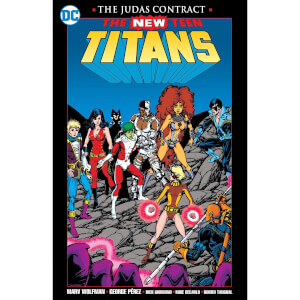DC Comics - New Teen Titans The Judas Contract New