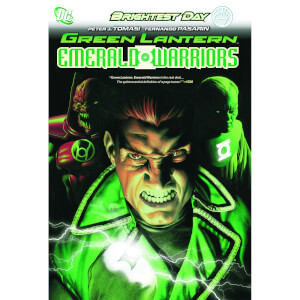 DC Comics - Green Lantern Emerald Warriors Hard Cover Vol 01