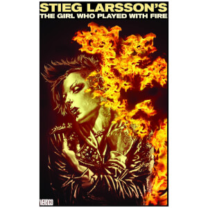 Vertigo - Girl Who Played With Fire Hard Cover