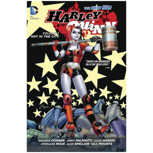 DC Comics - Harley Quinn Vol 01 Hot In The City (N52)