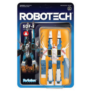 Super7 Robotech ReAction Action Figure SDF-1 10 cm