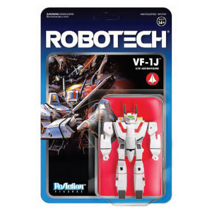 Figurine articulée Super7 Robotech ReAction – VF-1J – 10 cm