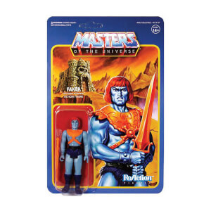 Super7 Masters of the Universe ReAction Action Figure Wave 4 Faker 10 cm
