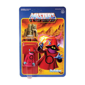 Super7 Masters of the Universe ReAction Action Figure Wave 4 Orko 6 cm