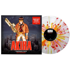 Akira (Original Soundtrack Album) Geinoh Yamashirogumi - Symphonic Suite (Limited to 500 pieces)
