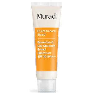Murad Essential-C Day Moisture Broad Spectrum SPF30 PA+++ Travel Size 0.7oz