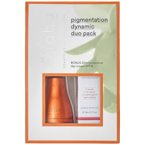 The Jojoba Company Pigmentation Dynamic Duo Pack (Worth £33.99)