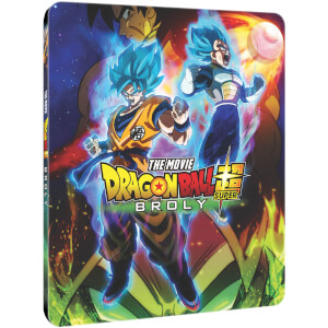 Dragon Ball Super The Movie: Broly SteelBook