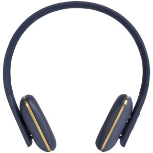 Kreafunk aHEAD Bluetooth Headphones - Blue