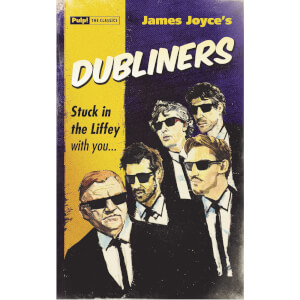 Pulp Classics: Dubliners by James Joyce (Paperback)