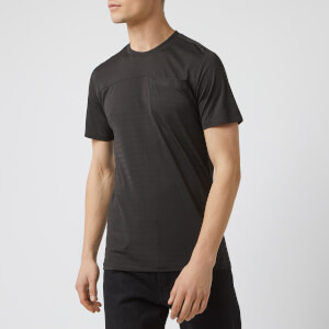 Haglofs Men's Evo Dye Short Sleeve T-Shirt - True Black