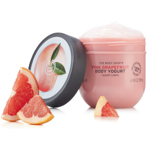 The Body Shop Body Yogurt British Rose / Pink Grapefruit