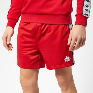 Kappa Men's Authentic Cole Shorts - Red