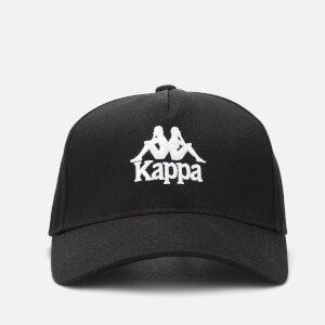 Kappa Authentic Vigoleno Cap - Black