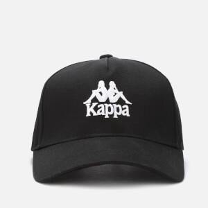 Kappa Authentic Vigoleno Cap - Black