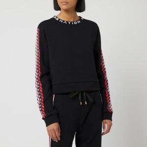 P.E Nation Women's Tribe Nation Sweatshirt - Black