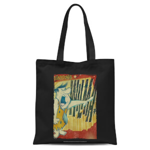 The Flintstones Wilma Tote Bag - Black