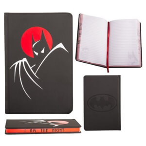 Batman: The Animated Series Dark Knight Dagboek
