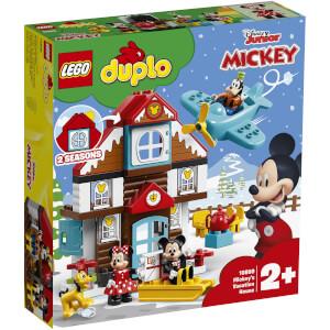 LEGO® Disney™: La maison de vacances de Mickey (10889)