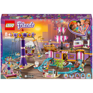 LEGO® Friends: Muelle de la Diversión de Heartlake City (41375)
