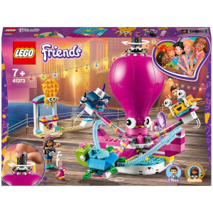 LEGO® Friends: Lustiges Oktopus-Karussell (41373)