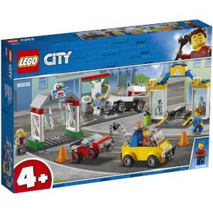 LEGO® City: Stazione di servizio e officina (60232)
