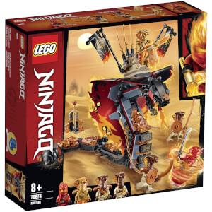 LEGO Ninjago: Fire Fang (70674)