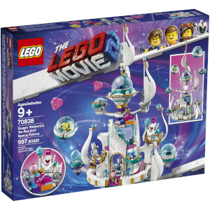 LEGO Movie: Queen Watevra's 'So-Not-Evil' Space Pala (70838)