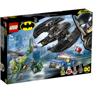 LEGO Super Heroes: Batman Batwing and the Riddler Heist (76120)