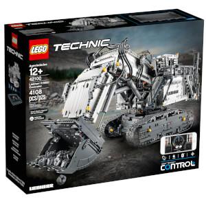 LEGO® Technic™: La pelleteuse Liebherr R 9800 (42100)