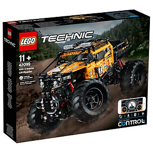 LEGO® Technic™: Todoterreno Radical 4x4 (42099)