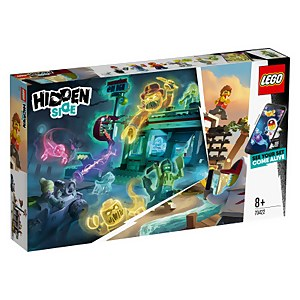 LEGO The Hidden Side: Shrimp Shark Attack (70422)