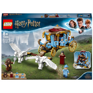 LEGO Harry Potter: Beauxbatons' Carriage: Arrival at Hogwarts (75958)