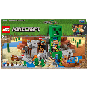 LEGO Minecraft: The Creeper Mine (21155)