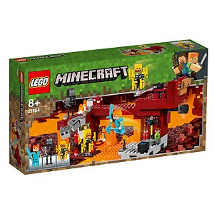 LEGO Minecraft: The Blaze Bridge (21154)