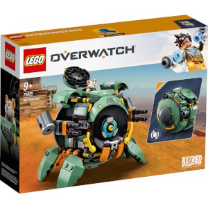LEGO Overwatch: Wrecking Ball (75976)