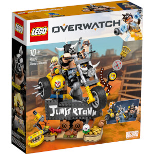 LEGO® Overwatch®: Chacal et Chopper (75977)