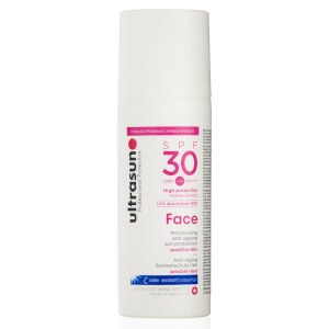 Ultrasun Face Anti-Ageing Lotion SPF 30 50ml: Image 1