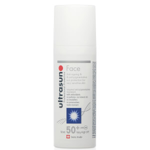 Ultrasun Anti Pigmention Face Lotion SPF 50+ 50ml: Image 1