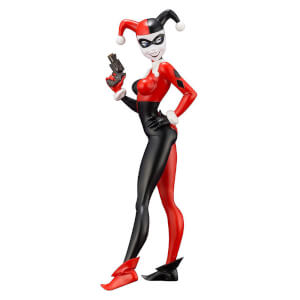 Kotobukiya DC Comics ArtFX+ PVC 1/10 Batman: The Animated Series Harley Quinn Statue 16cm