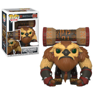 Dota 2 Earthshaker with Totem EXC Pop! Vinyl Figure