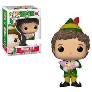 Elf Buddy with Baby EXC Pop! Vinyl Figure