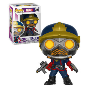 Marvel Guardians of the Galaxy Comic Star-Lord EXC Pop! Vinyl Figure