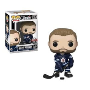 Figurine Pop! NHL Jets Blake Wheeler EXC
