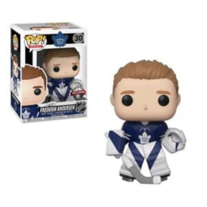 NHL Maple Leafs Frederik Andersen EXC Pop! Vinyl Figure