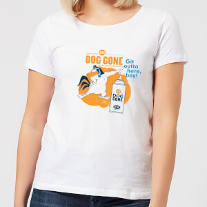 Looney Tunes ACME Dog Gone Women's T-Shirt - White