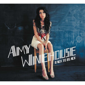 Amy Winehouse - Back To Black - Vinyl 12 Inch LP