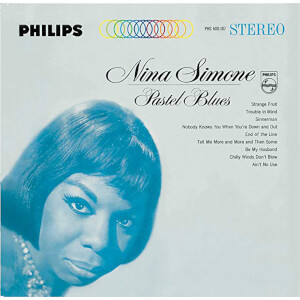 Nina Simone - Pastel Blues 12 Inch LP